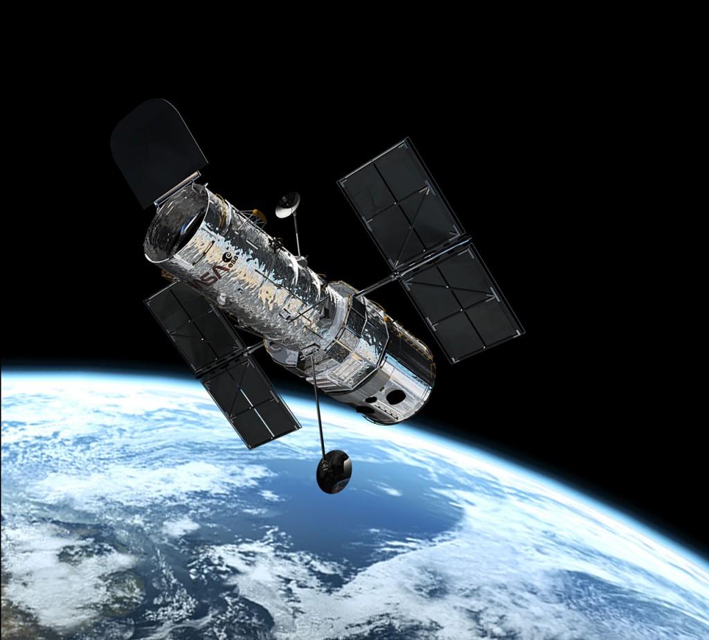Διαστημικό τηλεσκόπιο Hubble