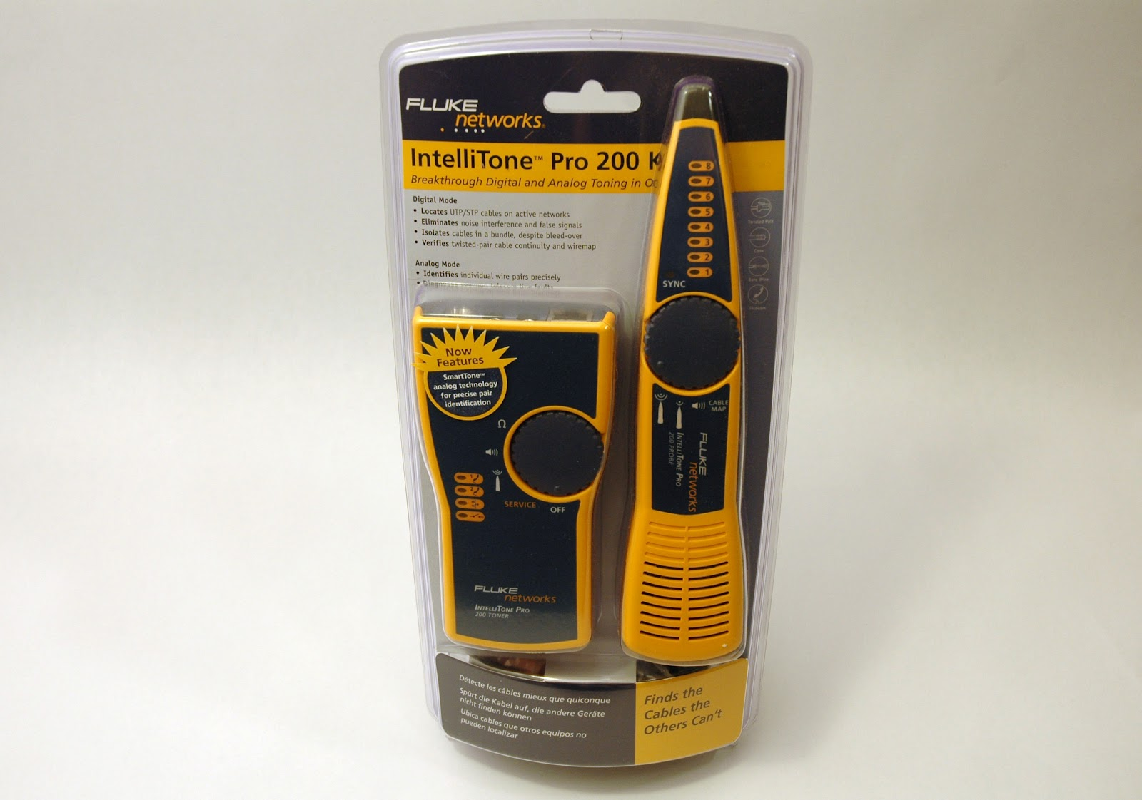 Fluke Intellitone Pro 200 kit