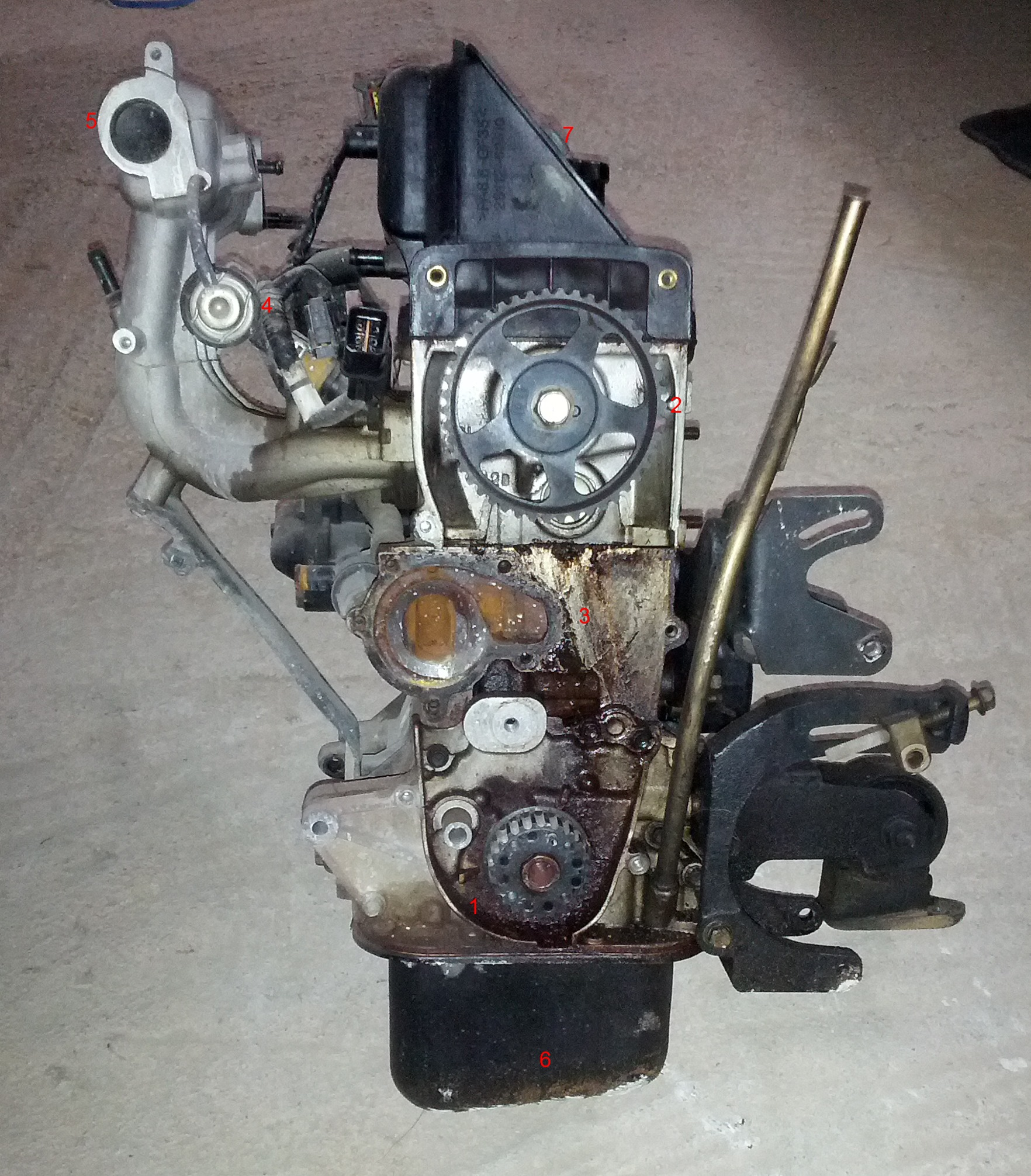 hyundai atos engine teardown part 1 fubar gr rh fubar gr hyundai atos engine number location hyundai atos check engine