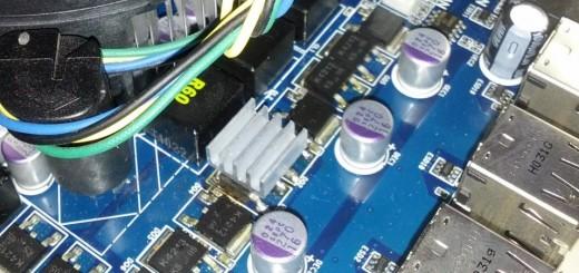 Successful Gigabyte GA-H55M-S2 motherboard repair - Fubar gr