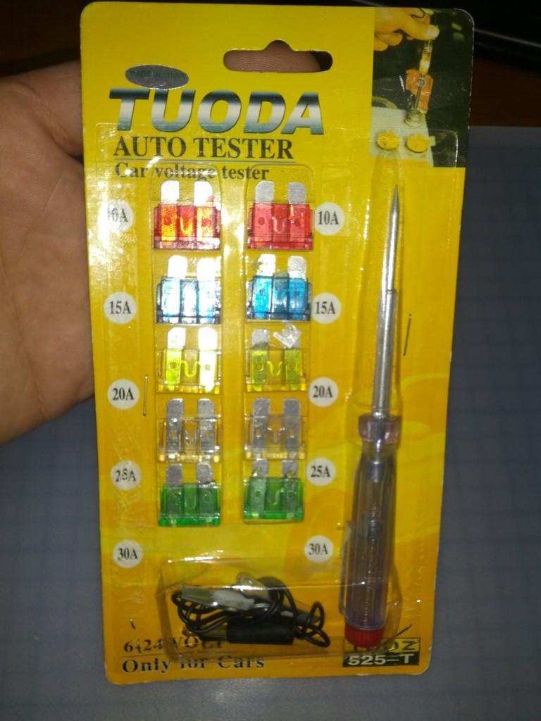 car fuse kit