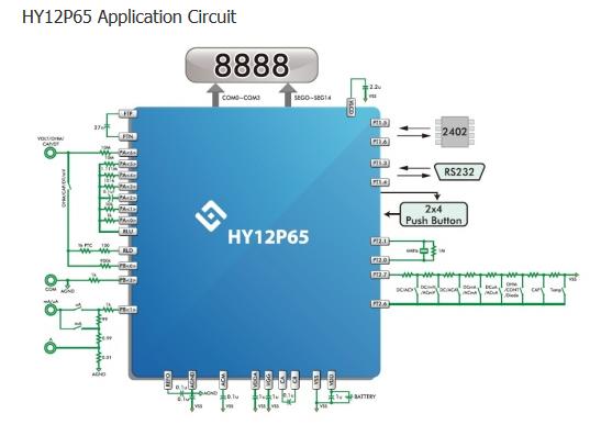 Hycon HY12P65