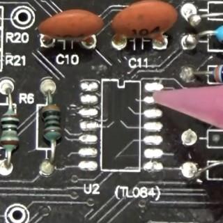 DSO 138 repair