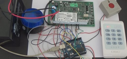 DSC PC1404