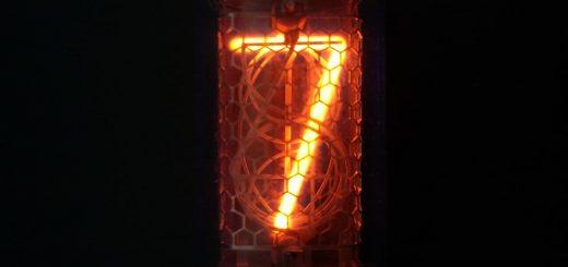 IN-14 nixie tube