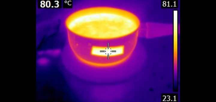 thermal imaging and emissivity
