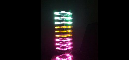 dream crystal column